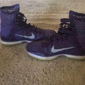 Kobe 10 high basketball shoe